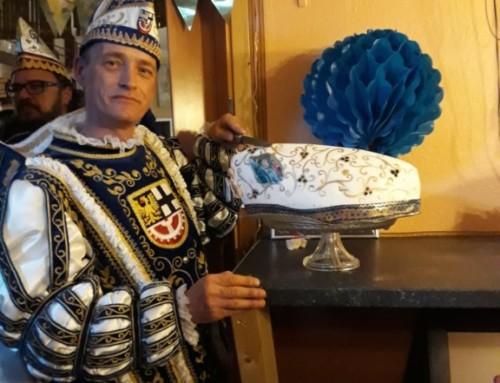 Prinz Theo I. feierte am 28.01.2019 seinen 50. Geburtstag
