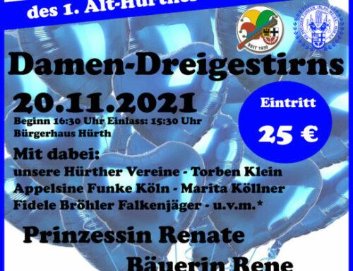 Proklamation 20.11.2021